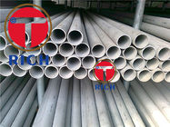 Incoloy 825 Grade Nickel Alloy Tube , Inconel 625 Alloy Seamless Pipe Astm B444