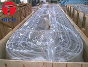 Alloy Steel Stainless Steel Pipe U Bend For Boiler , ASTM A213 Standard
