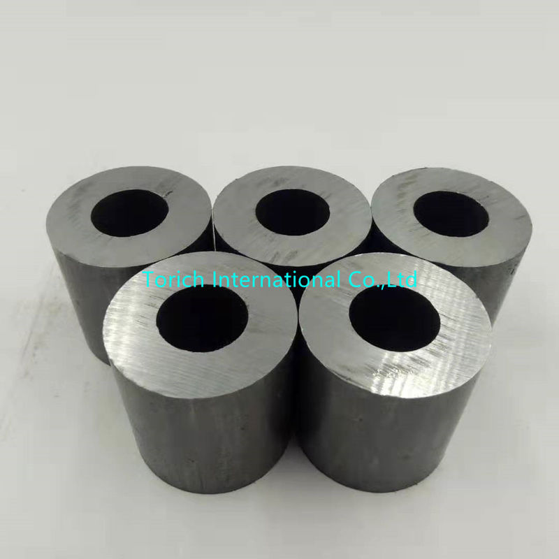 Seamless Cold Drawn Heavy Wall Steel Tubing Round Section Shape Oiled Surface