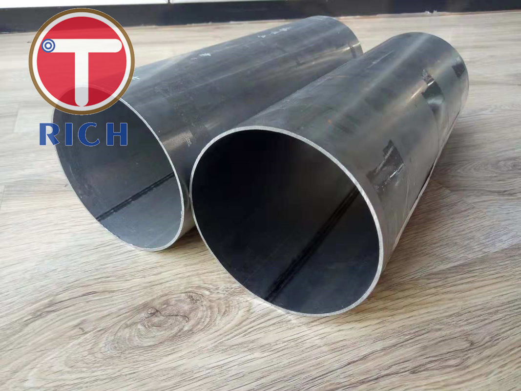 OD 127mm Exhaust Welded ASTM A554 Automotive Steel Tubes